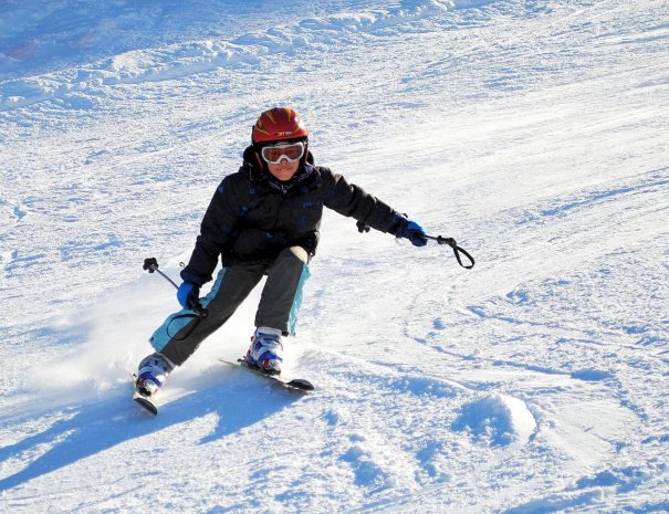 Ski School Tarvisio for kids