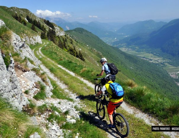 mtb holiday in slovenia to get the best views