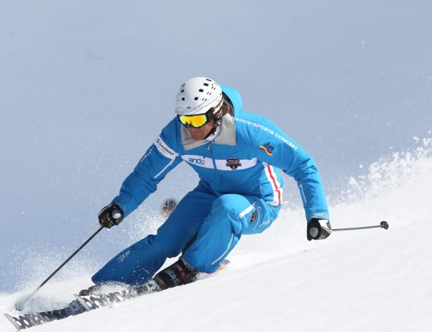 bovec ups ski lessons for adults to learn carving fast and easy
